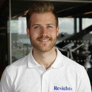 Lars Horsbøl founder af Resights og podcasten Ejendomsinvestoren.dk. Lars har været kunde hos Jonathan i over 1 år!