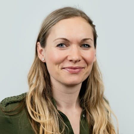 Ann-Christine founder af Intech Founders